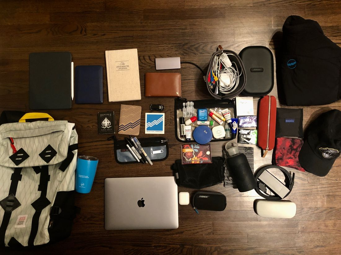 What's in my Bag in 2019