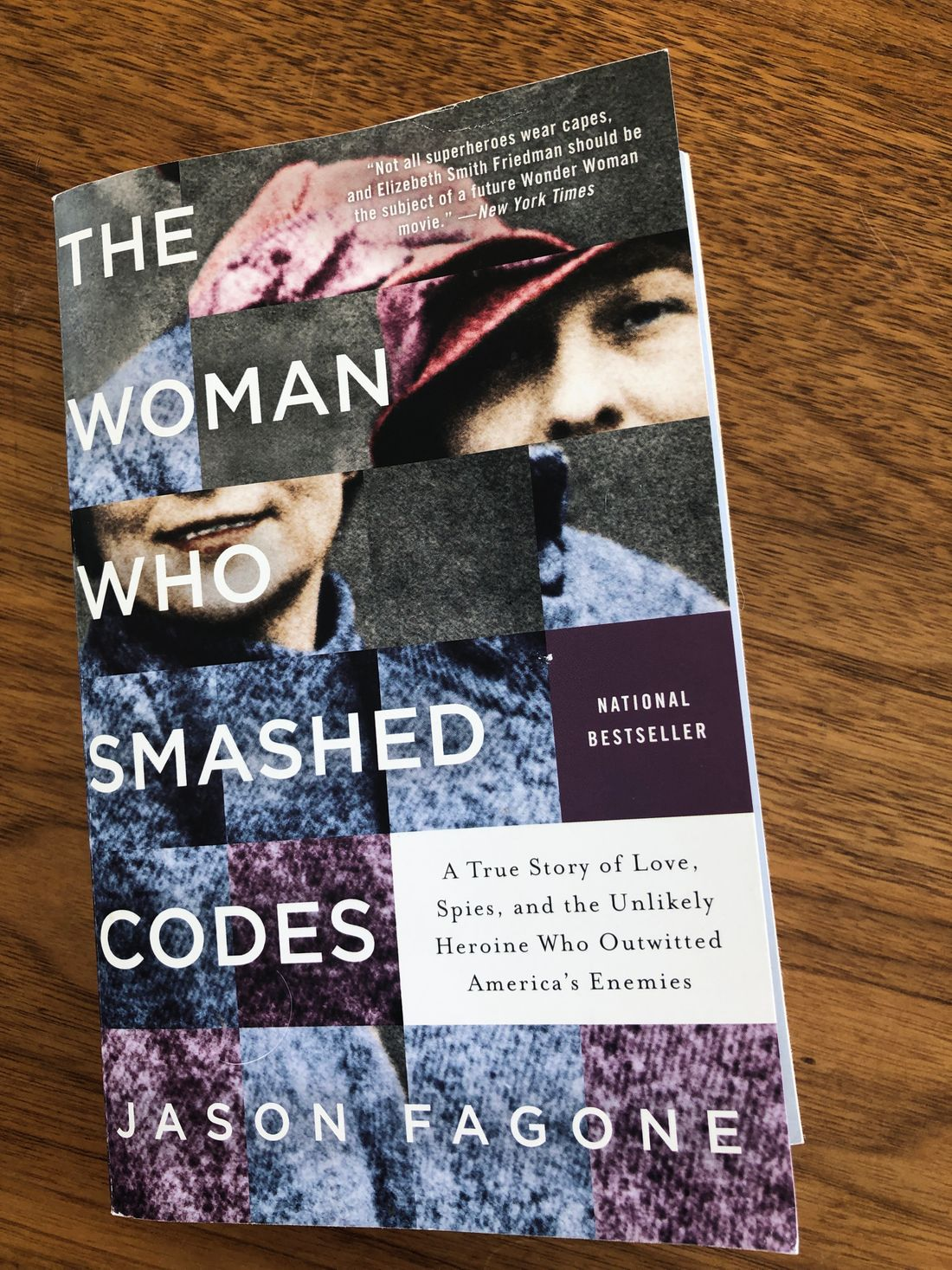 Book: The Woman Who Smashed Codes