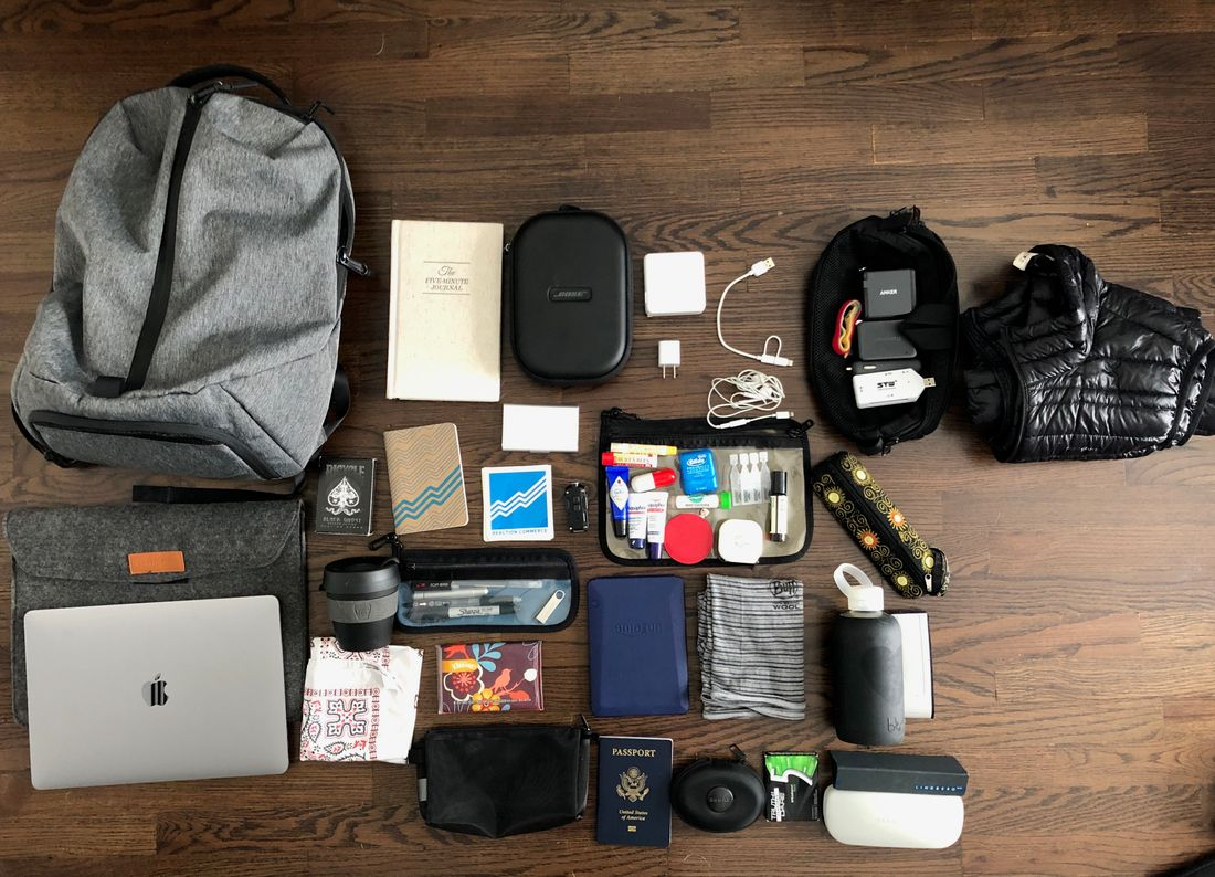 What's in my Bag in 2018